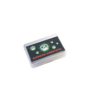 Corona kaartspel voorbeeld